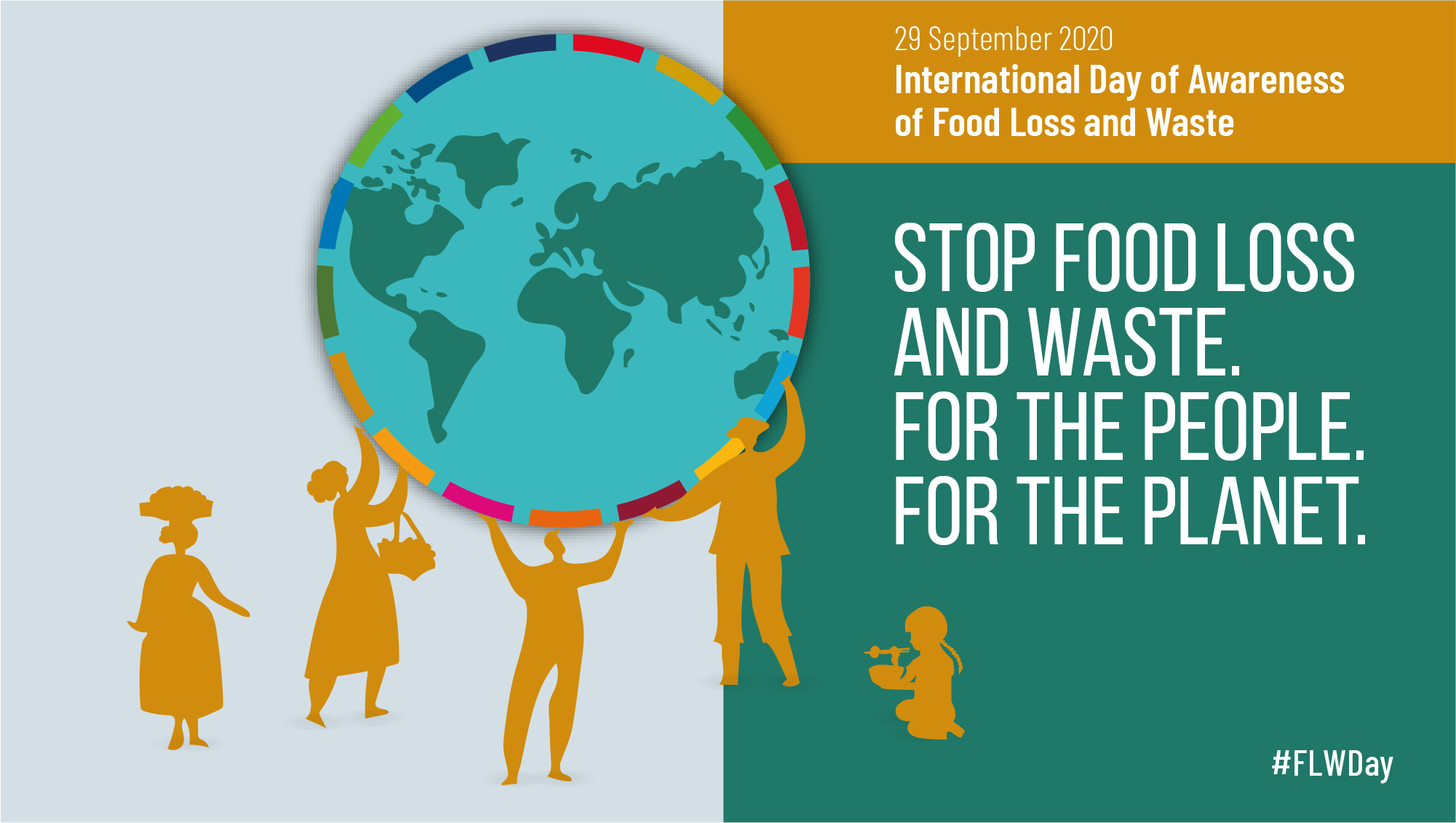 September 29, 2020 - International Day of Awareness of Food Loss and Waste