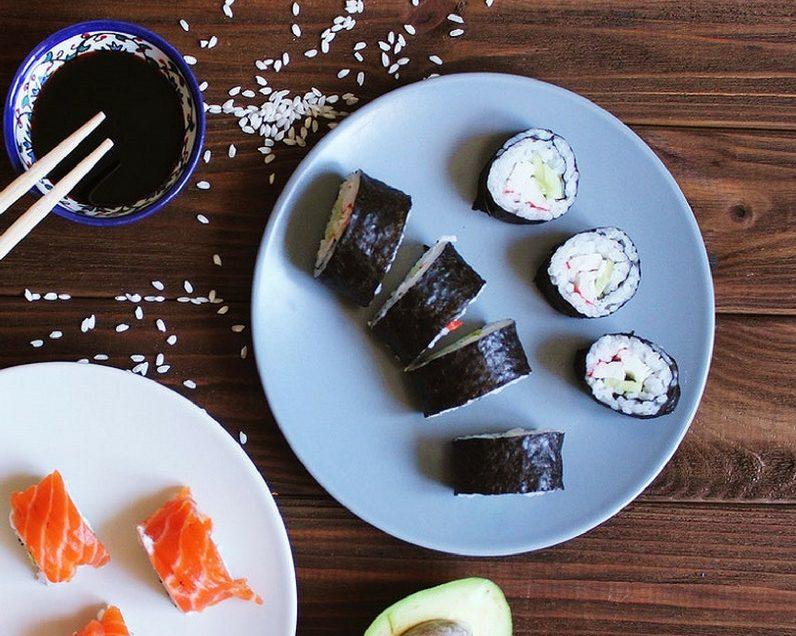 Cooking Class - Sushi & Tempura