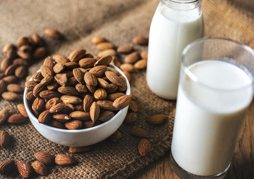 Fresh Almond Milk 101