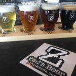 Zed's Beer Flight